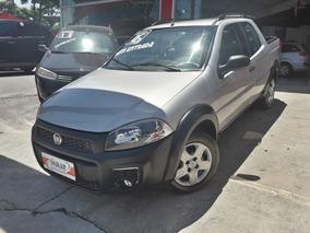 Fiat Strada 1.4 Mpi Working Cd 8v Sem Entrada