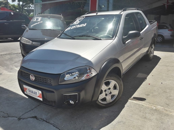 Fiat Strada 1.4 Mpi Working Cd 8v Sem Entrada