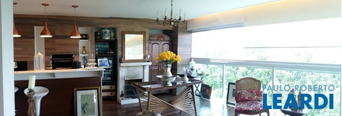 Imagem 1 de 15 de Apartamento - Panamby  - Sp - 533139