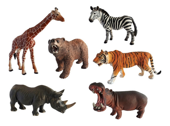 Clarín Colección Mundo Animal Nat Geo Set 2 Con 6 Entregas