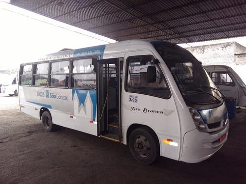 Micro Ônibus Urbano De 29 Lugares Vw 8120 Carroceria Neobus