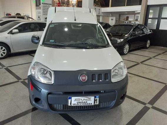 Fiat Fiorino 8v Fire Evo Top 87cv L14 1°dueño Como Nueva!!
