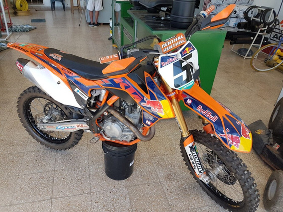 Ktm Sxf 450 Factory Limited Edition