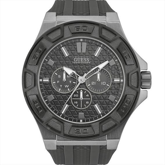 Relógio Masculino Guess 92587gpgssu6 Preto