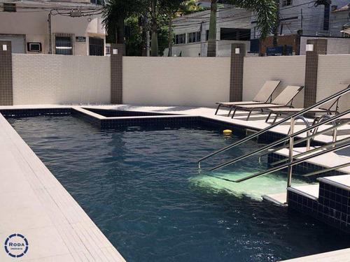 Apartamento Com 2 Dorms, Embaré, Santos - R$ 1.14 Mi, Cod: 18408 - V18408