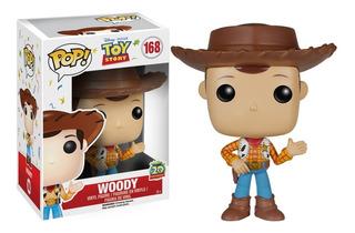 Funko Pop Woody #168 - Miltienda - Toy Story 4 Disney