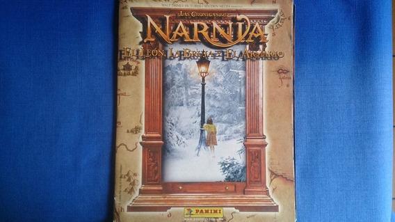 Álbum Panini Narnia El León, Bruja Y El Armario 118 Estampas