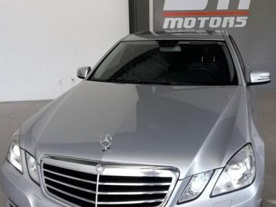 Mercedes Benz Classe E 3.5 Avantgarde Executive 4p