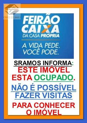 Casa Com 2 Dormitórios À Venda, 88 M² Por R$ 220.500 - Jardim Do Triunfo - Guarulhos/sp - Ca3832