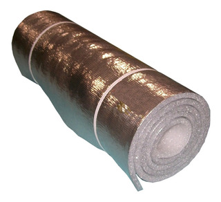Aislante Térmico Aluminizado Para Bolsa De Dormir 5mm