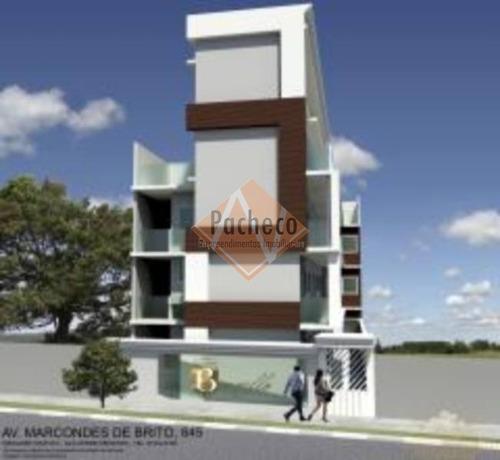 Imagem 1 de 5 de Apartamento Na Vila Matilde, 1 Dormitório, 41 M², R$ 190.000,00 - 2287