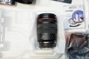 Canon Eos R C/ Adaptador E Sd Alta Velocidade