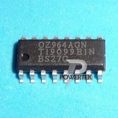 Integrado Oz964agn Oscilador Lcd Ccfl Tv O2micro Original