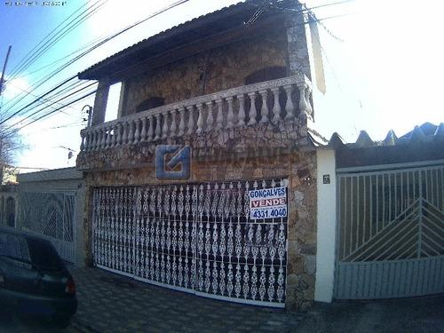 Venda Sobrado Sao Bernardo Do Campo Ferrazopolis Ref: 136328 - 1033-1-136328