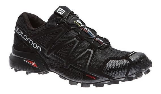 Tênis Speedcross 4 Salomon - Preto