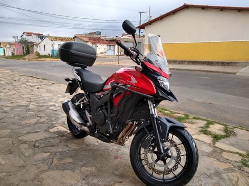 Cb 500x - Ano 2019 - Vermelha