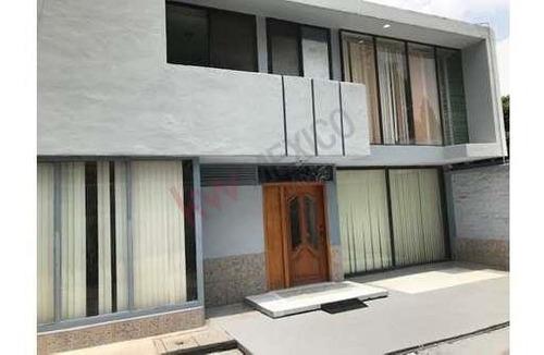 Casa En Venta En Col. Colon Echegaray, Naucalpan.