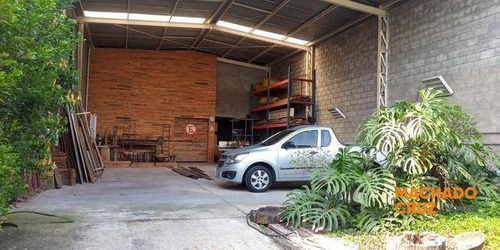 Imagem 1 de 6 de Galpão À Venda, 250 M² Por R$ 900.000,00 - Vila Palmeiras - São Paulo/sp - Ga0008