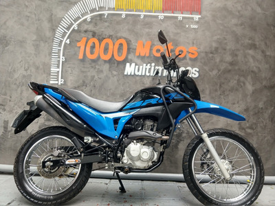 Honda Nxr 160 Bros Esdd 2018 Otimo Estado Aceito Moto