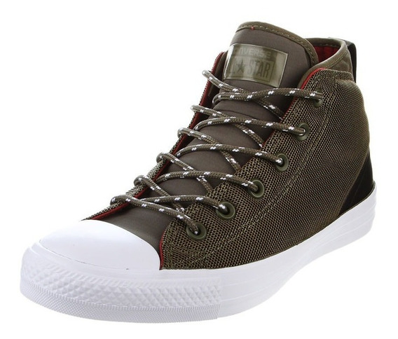 Botita Converse Chuck Taylor All Star Syde Street Mid Medium