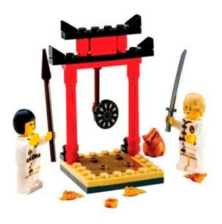 Lego La Nacion Nº 07 Tiempo De Entrenar