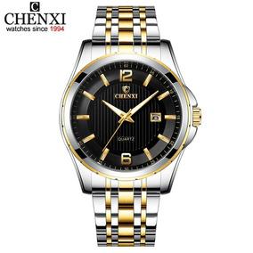 Relógio Chenxi Top Marca De Luxo Homens