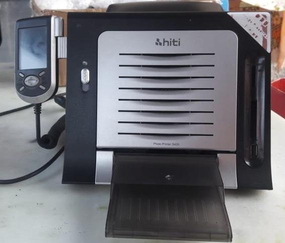 Impressora Fotos Hiti S420