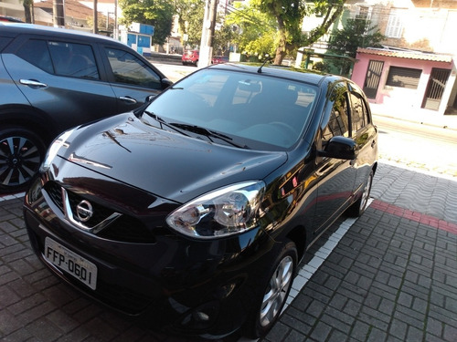 Nissan March 2020 1.6 16v Sv Aut. 5p