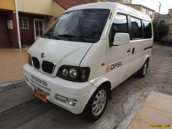 Dfm/dfsk Van Eq6580lf 1.300cc Aa Mt