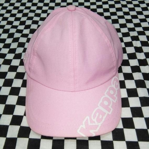 Gorra Kappa Rosa Vintage