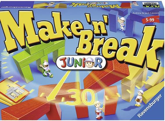 22009 Make N Break Junior Juego Construcción Ravensburger