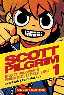 Scott Pilgrim Color: Precious Little Life Volume 1 : Bryan