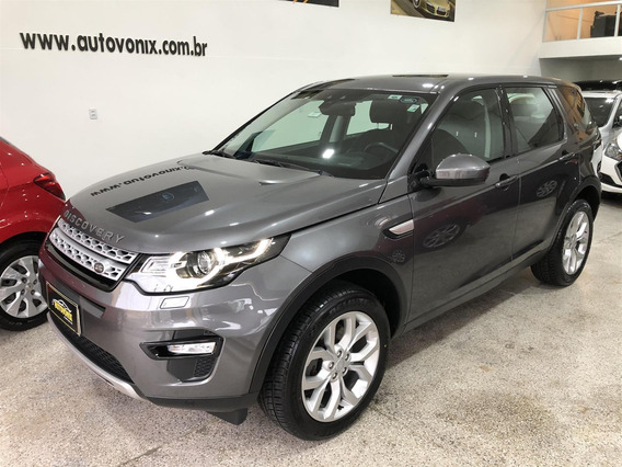Land Rover Discovery Sport 2.2 Hse Diesel Automática Teto So