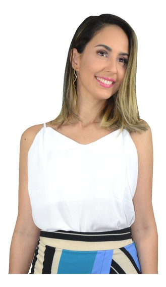 Blusas 2020 Lançamento Moda Blogueira Detalhe Botão Costa