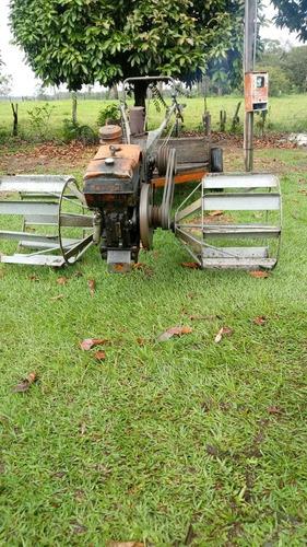 Imagem 1 de 2 de Roda De Ferro Tobata Micro Trator