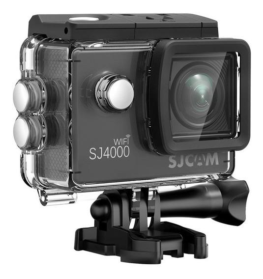 Camera Sjcam Sj4000 Original - Wi-fi 1080p - Frete Gratis