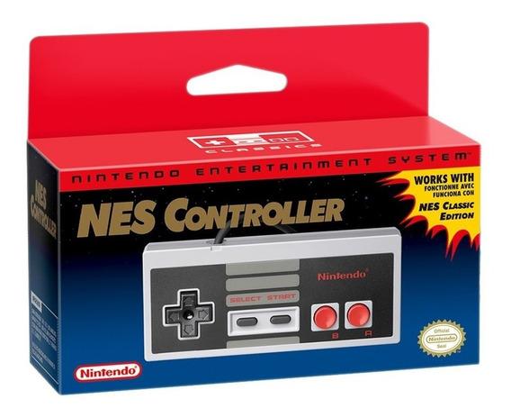 Nes Classic Edition Controle Original Nintendo Controller