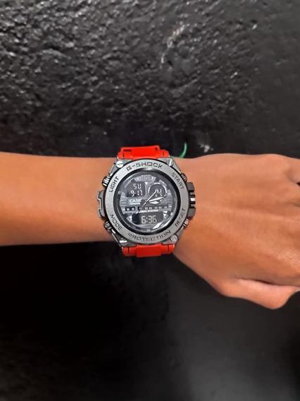 Relógio Esportivo G-shock Masculino Resistente À Água