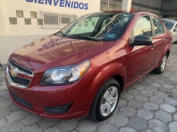 Chevrolet Aveo Ls 2018 Aut