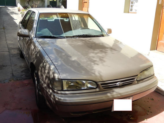 Vendo Mi Hyundai Sonata, 1997cc