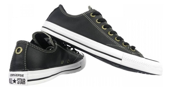 Tênis Converse Couro Unissex Casual