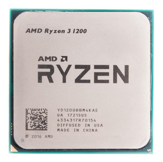 Processador Ryzen 3 1200 3.1ghz/3.4ghz Am4 Amd