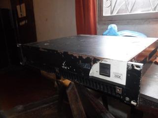 Potencia Crown Csl 460 Amplificador Importado Calidad