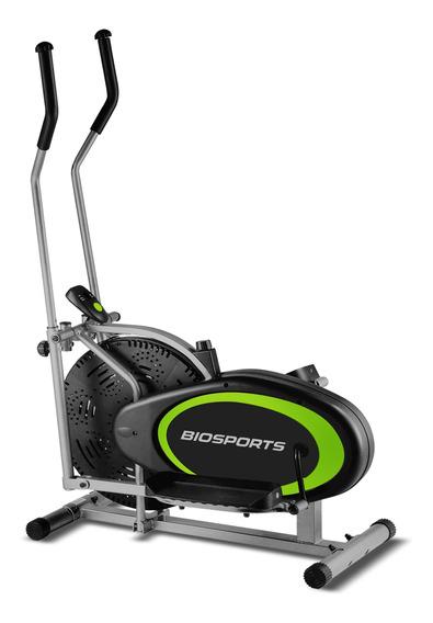Caminador Elíptico Biosports Mtdp-620gs Peso Max 100 Kg