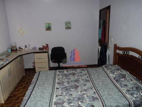 Casa Com 3 Dormitórios À Venda, 120 M² Por R$ 450.000,00 - Campo Limpo - Americana/sp - Ca0382
