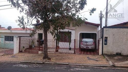 Casa Com 3 Dormitórios À Venda, 210 M² Por R$ 490.000,00 - Jardim Conceição - Campinas/sp - Ca10012