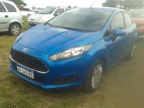 Ford Fiesta Kinetic Design 2016 N1.6 S 77.000 Kms Hermoso!!!