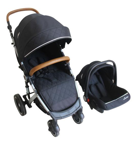 Cochecito Bebé Premium Baby Paseo Travel System Con Huevito