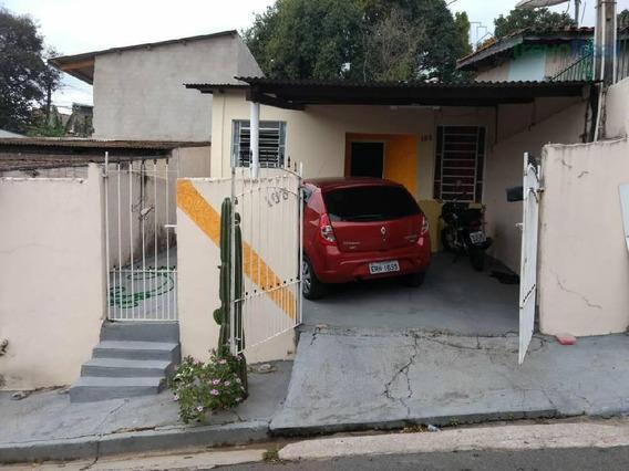 Casa Residencial À Venda, Jardim Das Figueiras, Valinhos. - Ca1270