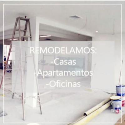 Remodelaciones, Electricidad, Albañilería, Servicios General